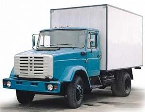 ЗИЛ 432932 фургон
