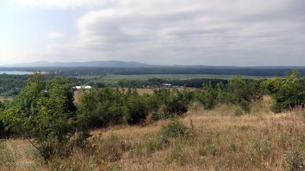 Ландшафт Болгарии