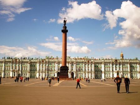 Фото Александровская колонна (Александрийский столп)