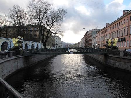 Фото Банковский мост