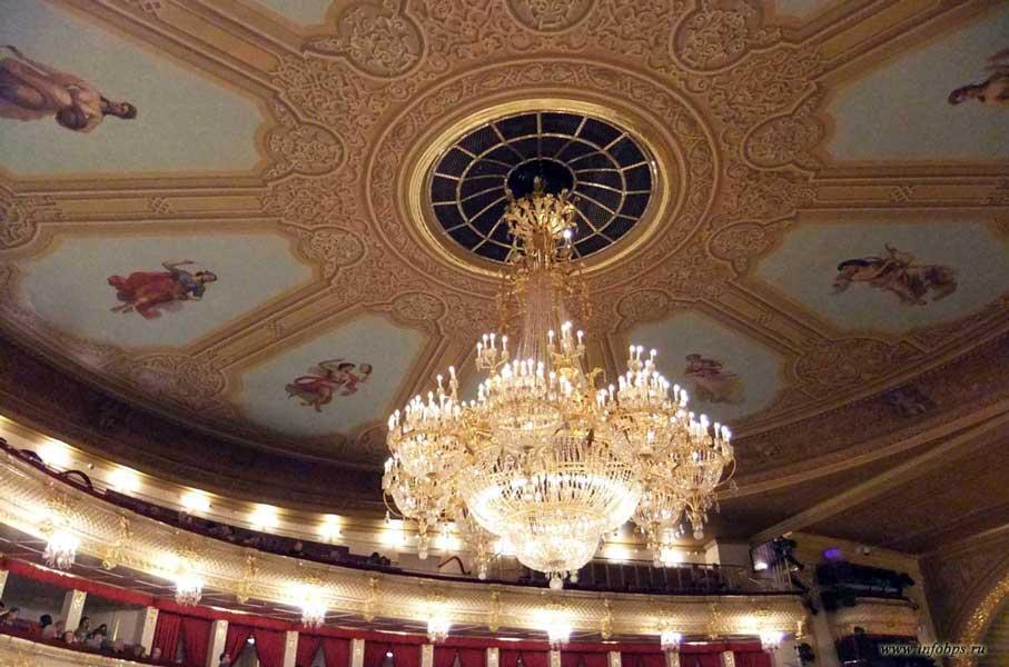 Государственный академический большой театр оперы и балета России