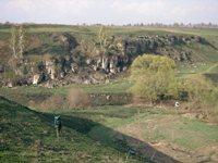 Щучий городок на каменной горе