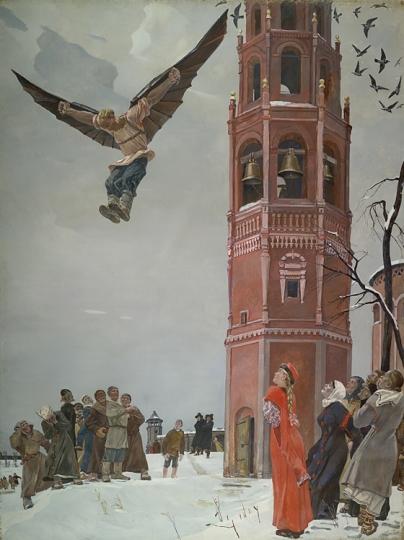 Никитка первый русский летун (1940)