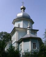 Церковь Успения Пресвятой Богородицы в Вельске