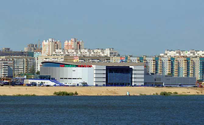 Татнефть-Арена в Казани