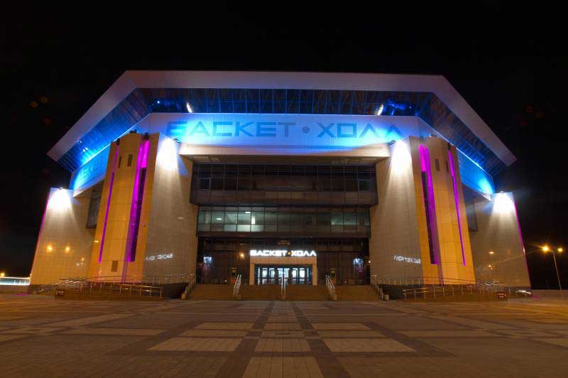 Казанская арена,«Баскет-Холл»