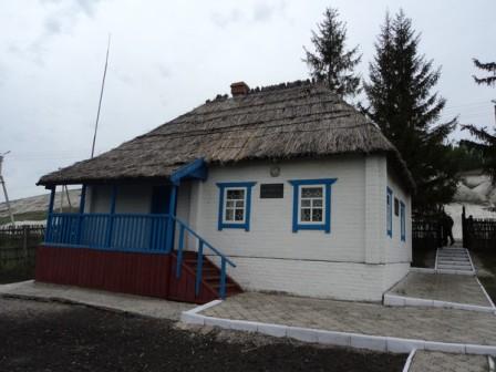 Дом генерала Ватутина