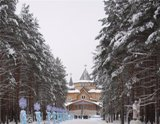 Фото Дом Деда Мороза