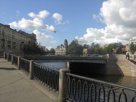 Фото Геслеровский мост