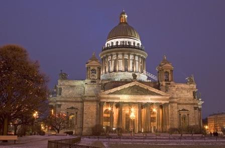 Фото Исаакиевский собор