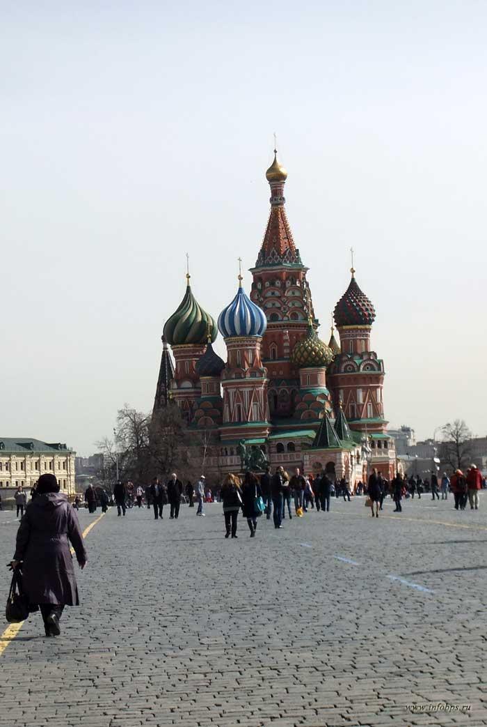 Покровский собор (собор Василия Блаженного)