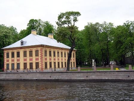 Фото Летний дворец Петра I