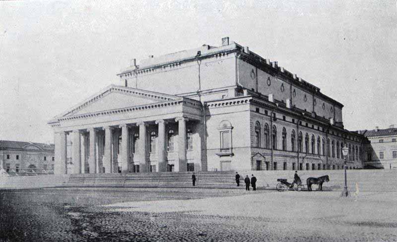 Большой Каменный театр