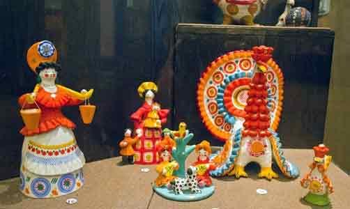 Сергиев Посад – крупнейший «игрушечный» центр России.