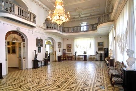 Фото музея ивановского ситца