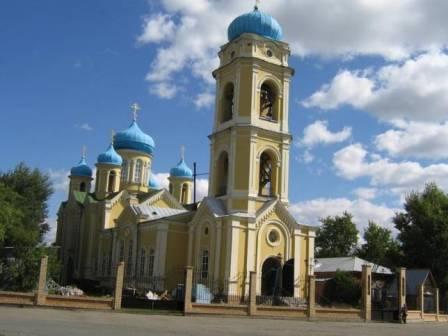 Никольский храм