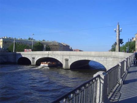 Фото Обуховский мост