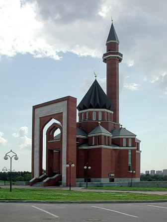 Фото Поклонная гора - мечеть