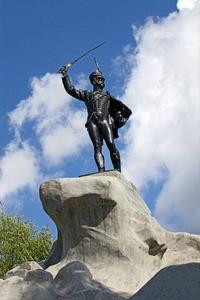 Памятник Дорохову И.С.