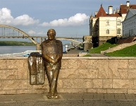 Памятник Л.И. Ошанину