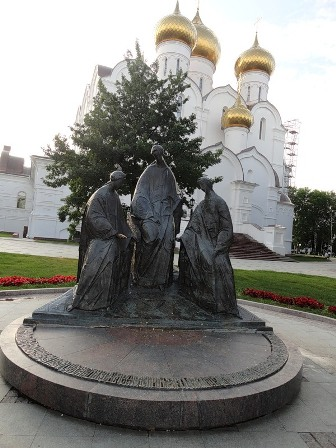 Фото Ярославская Троица