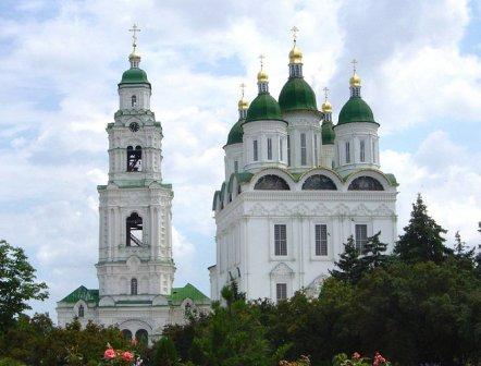 Фото Успенский собор в Астрахани