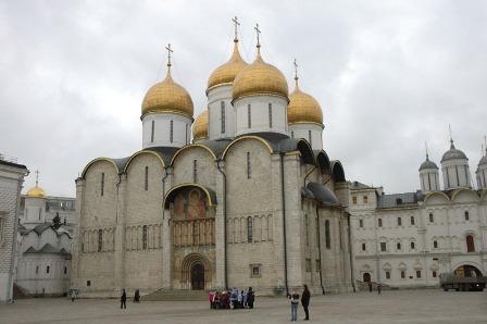 Фото Успенский собор в Москве