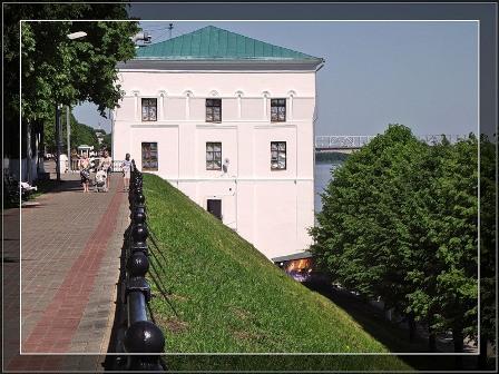 Фото Волжская (Арсенальная) башня