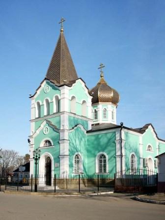 Храм Святого Онуфрия Великого.