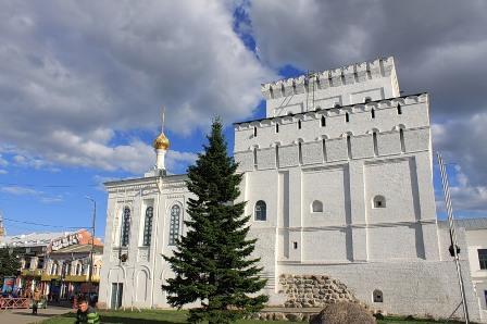 Фото Знаменская церковь