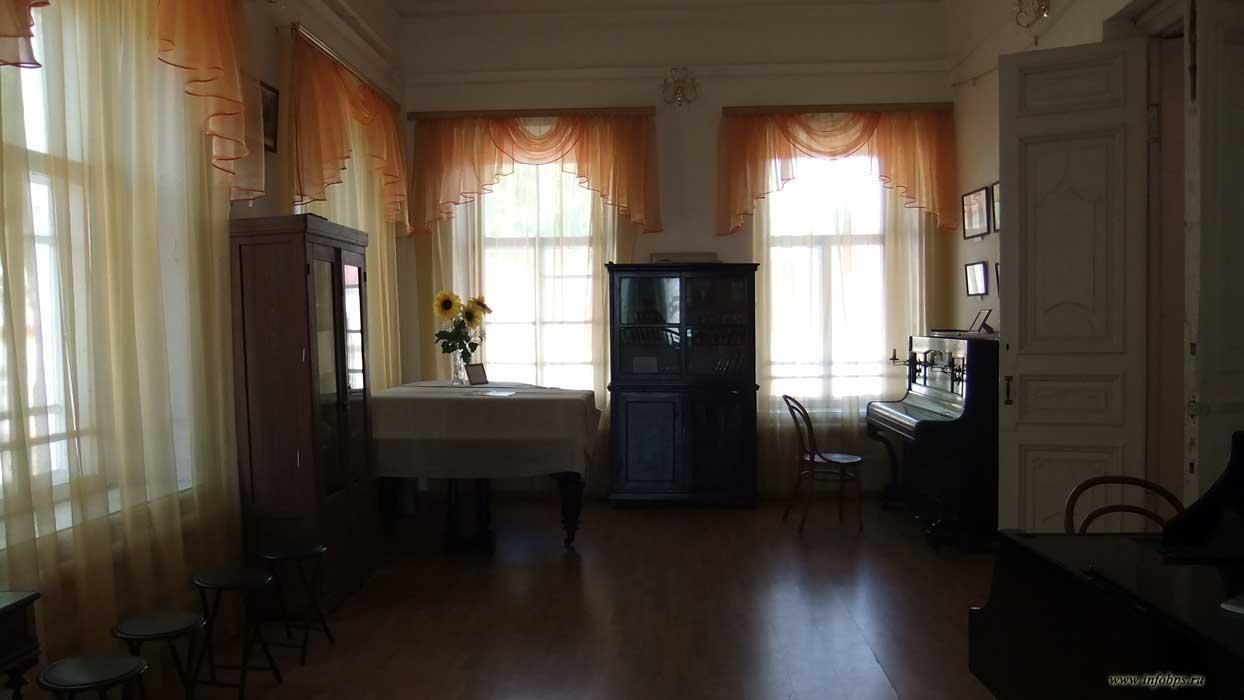 Тютчевский дом