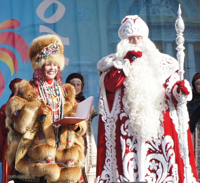 Масленица 2013 в Ярославле и Надежда Бабкина