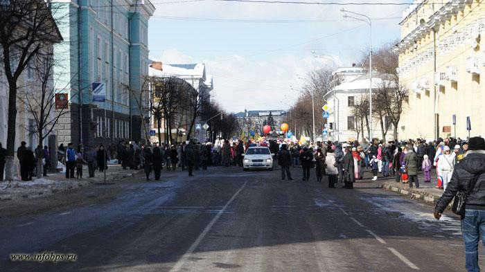 Масленица 2013 в Ярославле