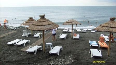 Адлер.Пляж.
