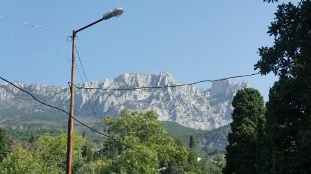 Алупка. Фото с экскурсии. Гора Айпетри.