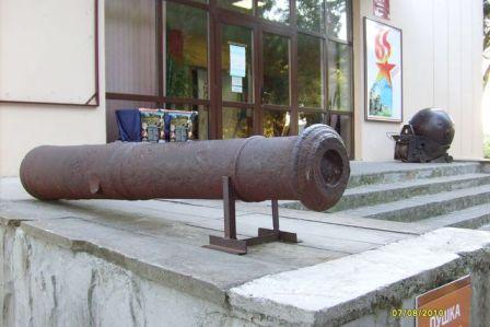 Анапа, музей
