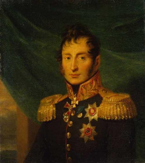 Тучков Николай Алексеевич.