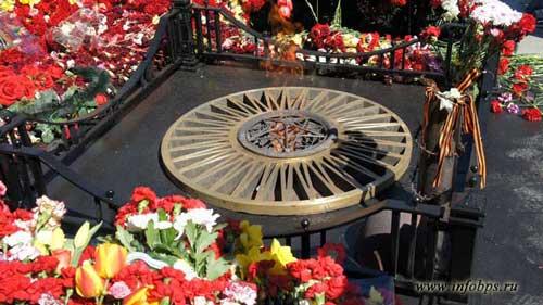 9 мая!  Празднование Дня Победы в Ярославле! Вечный огонь!