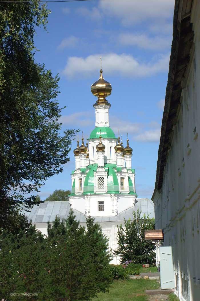 Храм в честь Нерукотворного Образа Спасителя (Спасский)
