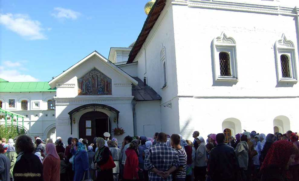 Храм в честь Воздвижения Честнаго и Животворящего Креста Господня(Крестовоздвиженский)
