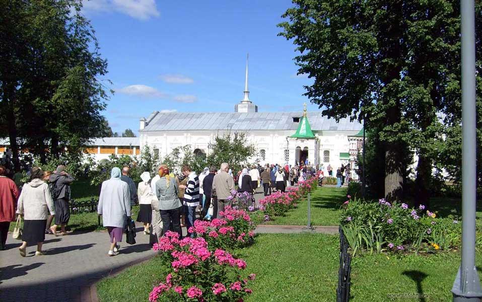 Толжский монастырь