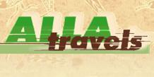 Логотип туроператора Алла Тревелс