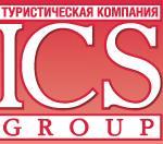 Логотип туроператора ICS Travel Group