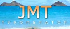 Логотип туроператора JMT Travels