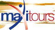 Логотип туроператора Макси Турс