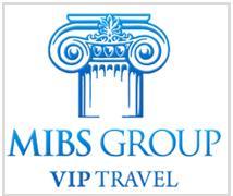 Логотип туроператора MIBS GROUP VIP Travel