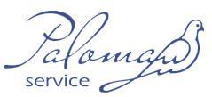 Логотип туроператора Палома Сервис