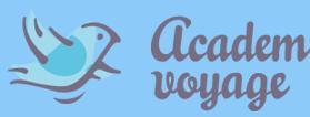 Логотип туроператора Академвояж