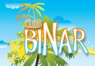 Логотип туроператора Бинар Клуб