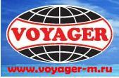 Логотип туроператора Вояджер